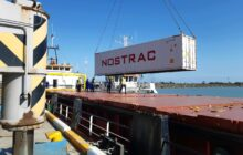 ارسال کانتینرهای یخچالی به کشورهای cIsبرای نخستین بار