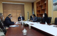 برگزاری نشست تخصصی با موضوع بررسی وضعیت ارتباطی ومخابراتی شهرستان بندرانزلی