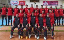 رقابت نماینده لاهیجان در لیگ فوتسال کشور