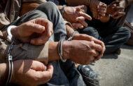دستگیری ۲۲ سارق با اجرای طرح ارتقاء امنیت اجتماعی در رشت