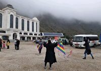 اولین جشنواره ورزشی گیلان در حیران آستارا