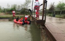 پیدا شدن جسد مرد غرق شده فومنی