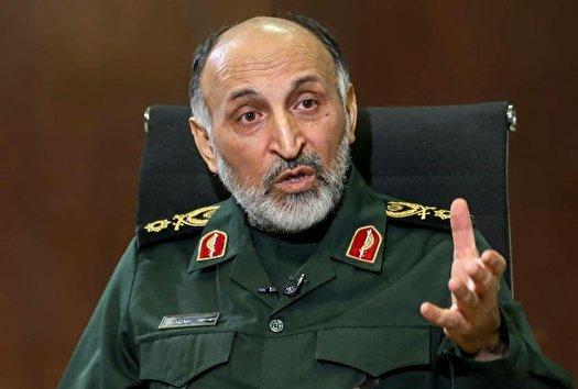 روابط عمومی کل سپاه از شهادت سردار حجازی خبر داد