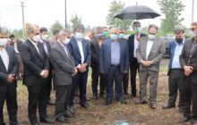 آغاز ساخت شرکت تعاونی کشاورزی دامداران لاهیجان